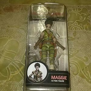 EVOLVE Action Figure (Maggie) NWT!
